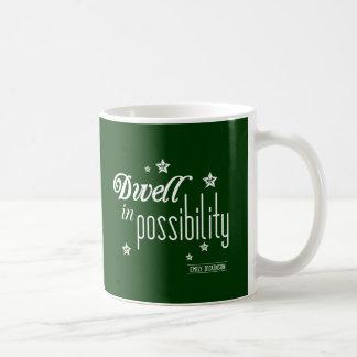 Dwell In Possibility Coffee Mug