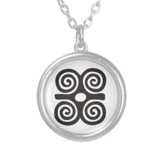 Dwennimmen Silver Plated Necklace