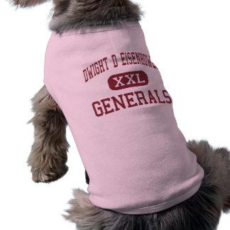 Dwight D Eisenhower - Generals - Middle - Laurel Sleeveless Dog Shirt