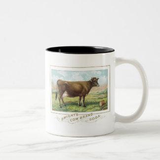 Dwights Cow Brand Soad Mug
