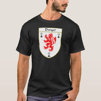 Dwyer Coat of Arms/Family Crest T-Shirt