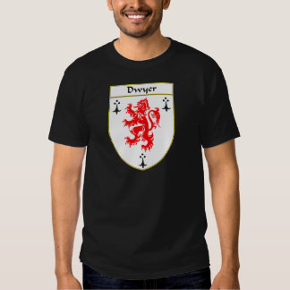Dwyer Coat of Arms/Family Crest T-shirts