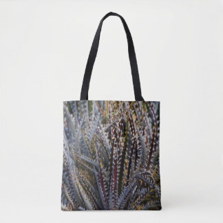 Dyckia delight tote bag