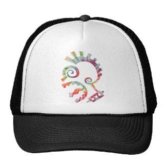Dye Tie Punk Trucker Hat