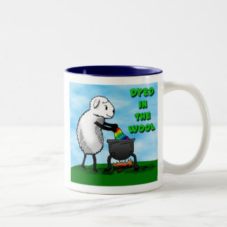 Dyed in the Wool Mug
