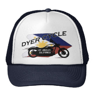 Dyer Cycle Flag Cap