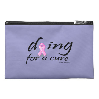 Dying for a Cure Travel Accessory Bag