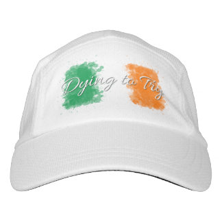 Dying to Try Hat