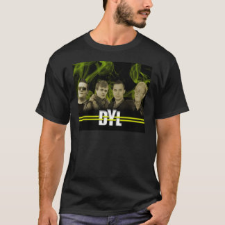 DYL T-Shirts with Band Members