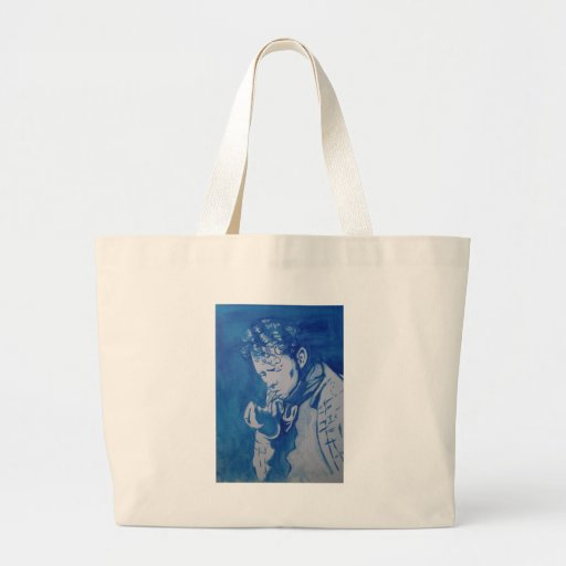 Dylan Thomas Canvas Bag
