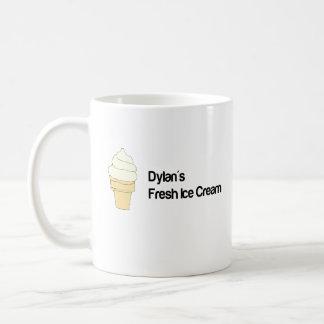 Dylan's Mugs: Dylan's Fresh Ice Cream