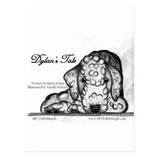 Dylans Tale copyright Postcard