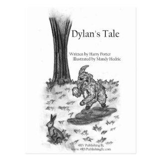 Dylans Tale Postcard