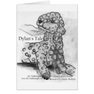 Dylan's Tale ribbon Card