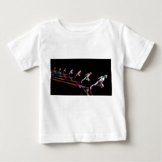 Dynamic Business Team and Sales Organization as Co Baby T-Shirt