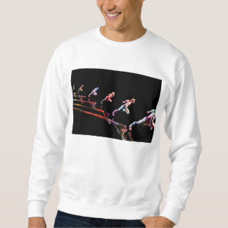 Dynamic Business Team and Sales Organization as Co Sweatshirt