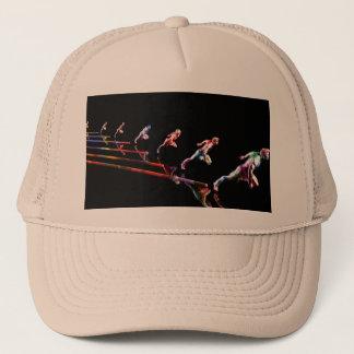 Dynamic Business Team and Sales Organization Trucker Hat