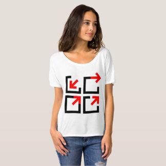 Dynamic Design T-Shirt