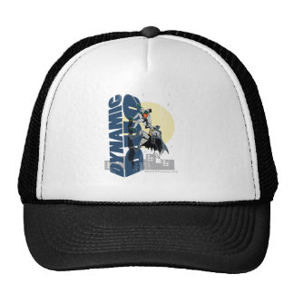 Dynamic Duo Graphic Cap