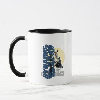 Dynamic Duo Graphic Mug