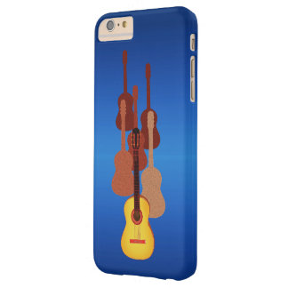 Dynamic Guitars Barely There iPhone 6 Plus Case