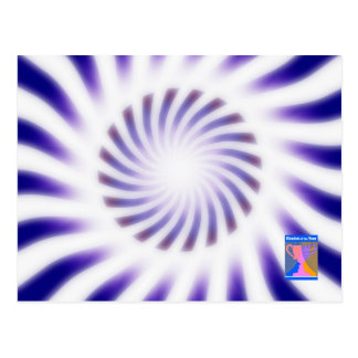 Dynamic Luminance and Motion Postcard