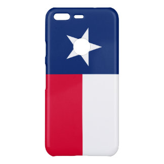 Dynamic Texas State Flag Graphic on a Uncommon Google Pixel Case