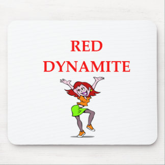 DYNAMITE MOUSE PAD