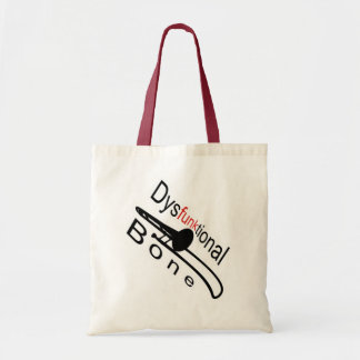 Dysfunktional Bone Tote