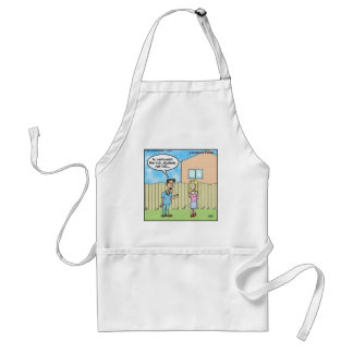 Dyslexic Cartoonist Funny Gifts Tees & Collectible Standard Apron