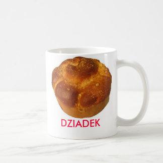 DZIADEK/Grandfather polish mug
