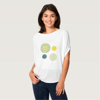 Dzine_Pattern_Circles T-Shirt