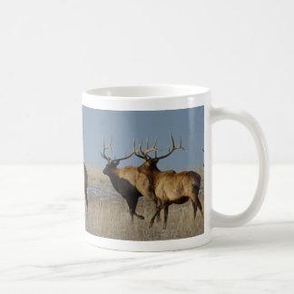 E0002 Bull Elk Mugs