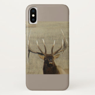 E0029 Bull Elk Head Iphone 8/7 phone case