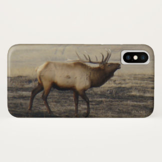 E0040 Bull Elk Bugling Iphone 8/7 phone case