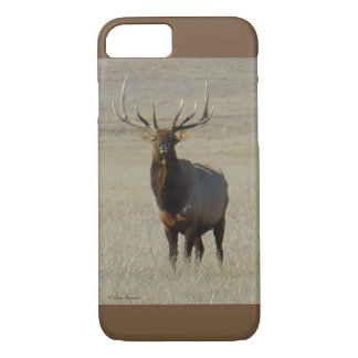 E0059 Bull Elk Iphone 8/7 phone case