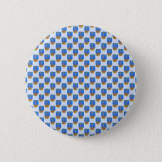 e1 6 cm round badge