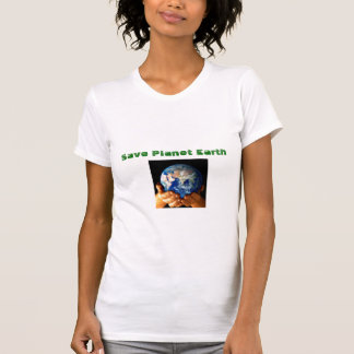 e1, Save Planet Earth T-Shirt