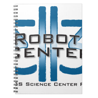 E3 Robotics Swag Spiral Note Book