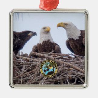 E9 & Family Holiday Ornament