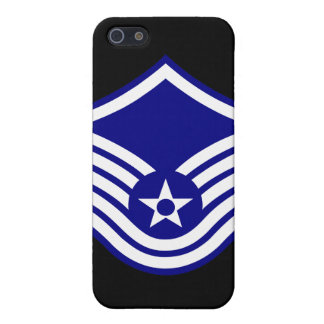E-7 MSgt Master Sergeant USAF Case For iPhone 5/5S