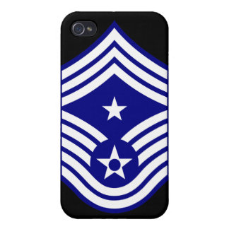 E-9 CCM Command Chief Master Sergeant iPhone 4/4S Cases