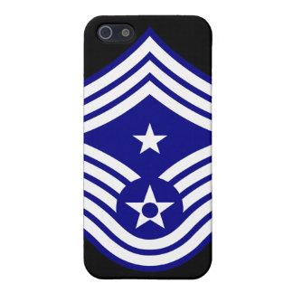 E-9 CCM Command Chief Master Sergeant iPhone 5 Case