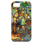 E Bent Psychedelic Art iPhone 5 Cases