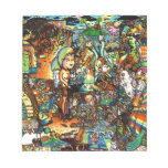 E Bent Psychedelic Art Notepads