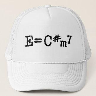 E=C#m7 Trucker Hat