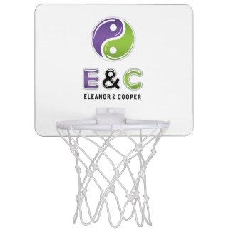 E & C Mini Basketball Mini Basketball Hoop