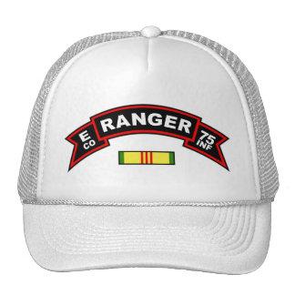 E Co, 75th Infantry Regiment - Rangers Vietnam Hat