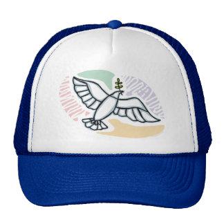 E - Dove of Peace Cap