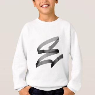 E graffiti sweatshirt